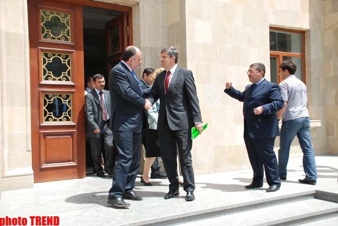 Azerbaijani FM: Baku may refuse from military rhetoric only after deoccupation of Azerbaijani lands (PHOTO) - Gallery Image