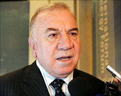 Minister: Syria intends to conclude agreement on Azerbaijani gas supplies for period till 2020 (INTERVIEW)