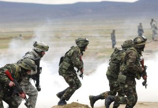 """Kazakhstan to host int'l peacekeeping exercises """"Steppe Eagle"""" in 2015"""