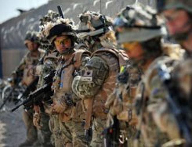 Two NATO soldiers killed in southern Afghanistan