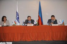 OSCE Baku Office Head: We will continue dialogue with Azerbaijani authorities and opposition on eve of parliamentary elections (PHOTOS) - Gallery Thumbnail