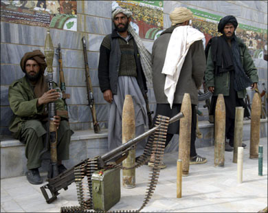 Pakistani Taliban execute 21 security officers