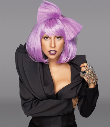 Lady Gaga speaks out for gay soldiers