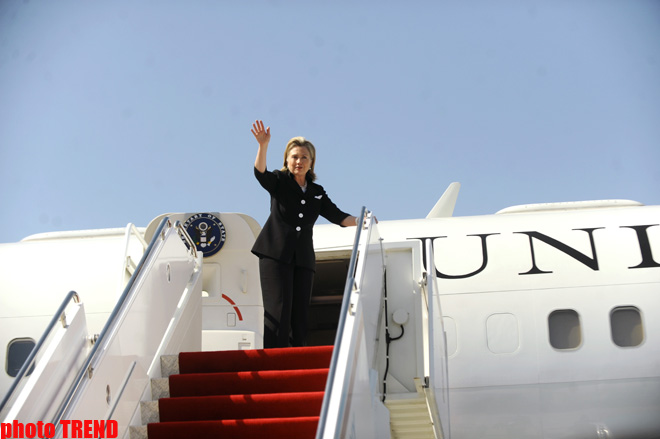 Clinton to travel to India after stops in Turkey, Greece