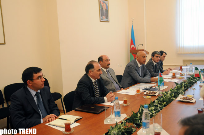 Iranian minister: Azerbaijan, Iran open new page of cooperation in culture (PHOTOS) - Gallery Image