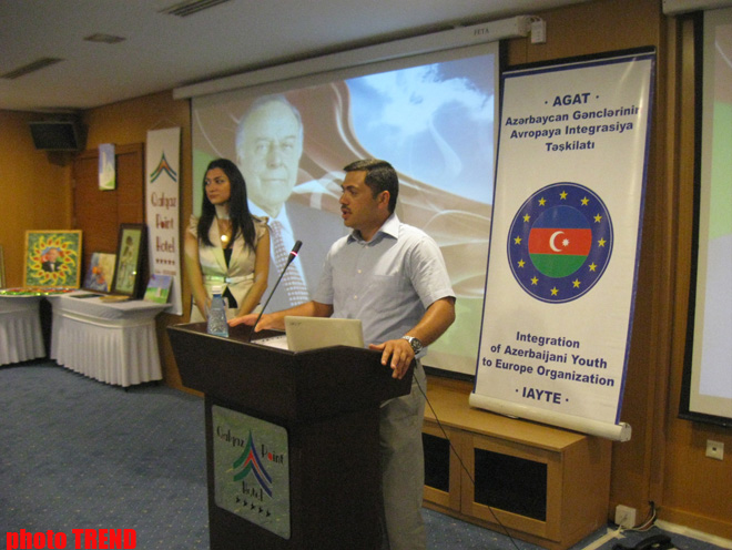 Contest dedicated to study and propaganda of Azerbaijani National Leader's heritage completed (PHOTO) - Gallery Image