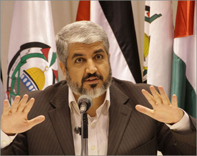 Senior Hamas leader arrives in Cairo for reconciliation deal