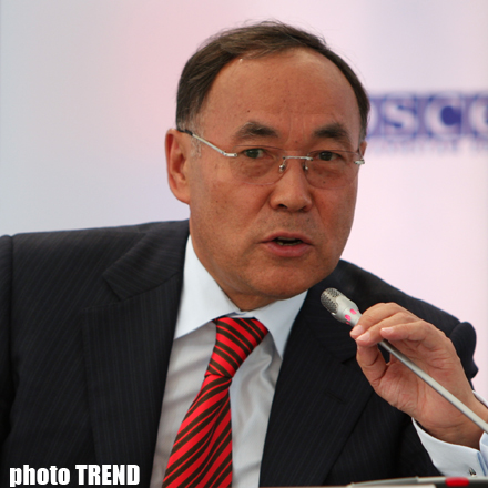 OSCE chairman calls for responsibility in Kyrgyzstan's post-election period
