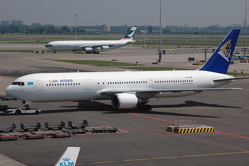 Kazakhstan to double capacity of main airports