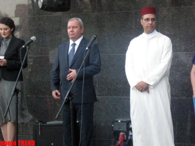 В Азербайджане отметили 11-ю годовщину независимости Королевства Марокко (ФОТО)