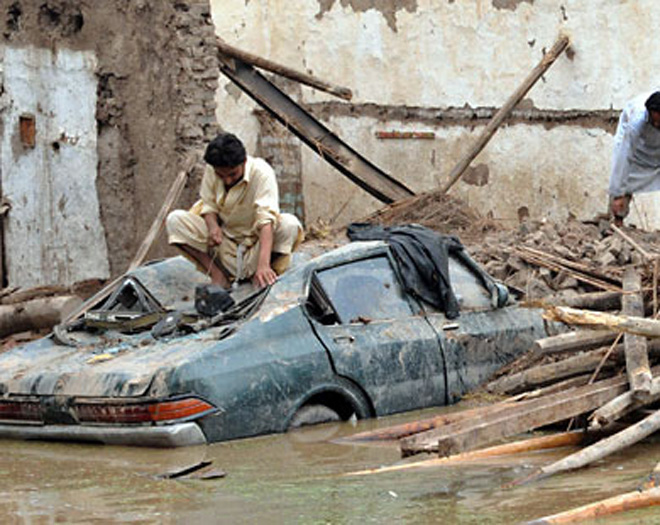 UN chief to visit Pakistan flooded areas
