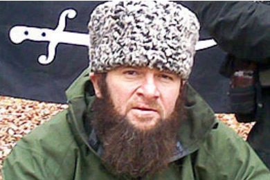 Chechen militant leader claims he ordered Moscow airport bombing