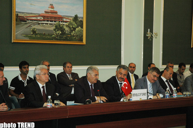 Turkish Transportation Minister: Baku-Tbilisi-Kars project to create conditions for further strengthening of strategic cooperation (PHOTOS) - Gallery Image