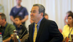 """Israel's Barak calls for """"bold"""" action on peace process front"""