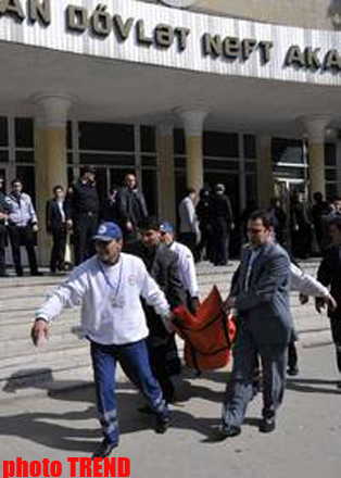 Individuals accused of committing terror act in Azerbaijan State Oil Academy sentenced to life imprisonment
