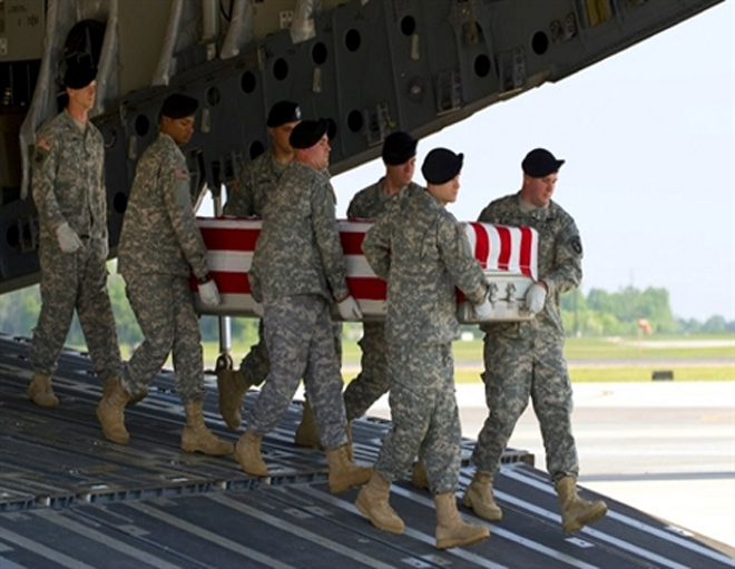 3 U.S. soldiers killed in Afghanistan due to bomb attack: report