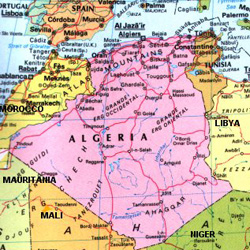 Two soldiers killed in bomb blast in Algiers