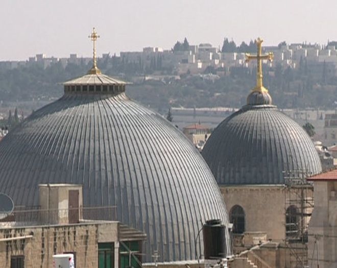 Jerusalem holy site may shut over water bill
