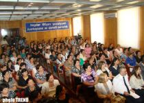 Azerbaijan holds conference on domestic violence (PHOTO) - Gallery Thumbnail