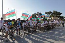 Azerbaijani cycle marathon begins (PHOTO) - Gallery Thumbnail