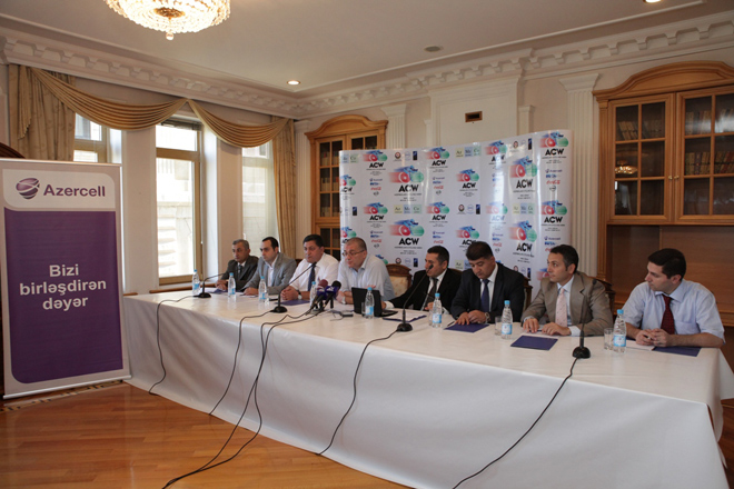 Azerbaijani cycle marathon begins (PHOTO) - Gallery Image