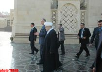 President: Dagestan interested in developing cooperation with Azerbaijan (PHOTOS) - Gallery Thumbnail