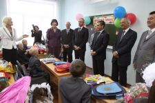Heydar Aliyev Foundation opens basically repaired modern school in Ulyanovsk city  (PHOTO) - Gallery Thumbnail