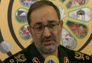 """Iran to not permit """"rogue"""" states to achieve their goals in Syria-commander"""