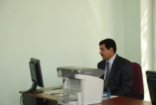 Azerbaijani taxpayers operate actively through computer terminals (PHOTO) - Gallery Thumbnail