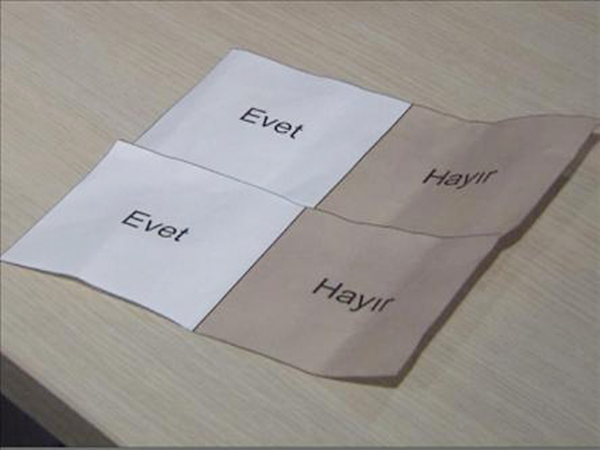 Reports: Voters approve Turkish constitutional amendments