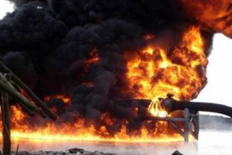 50 injured in pipeline blast in NE Iran (UPDATE)