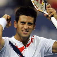 Djokovic keeps Serbia alive in desperate Davis Cup semi-final