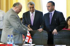 Baku opens ministerial meeting under AGRI project (UPDATED)(PHOTO) - Gallery Thumbnail
