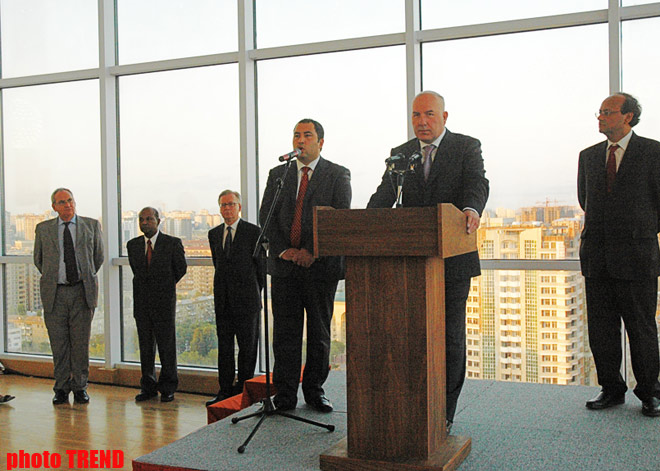 WB vice president: Azerbaijan to be deprived of preferential loans due to its transformation into average income country (РНОТО)