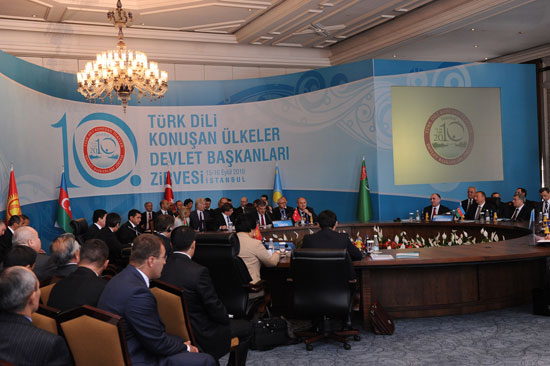 Istanbul hosts 10th summit of turkish-speaking countries` heads of state (PHOTO) - Gallery Image
