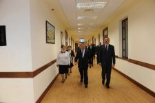 Azerbaijani President inaugurates educational complex in Baku (UPDATED) (PHOTO) - Gallery Thumbnail