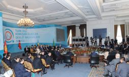 Istanbul hosts 10th summit of turkish-speaking countries` heads of state (PHOTO) - Gallery Thumbnail