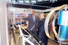 Azerbaijani President attends international environmental exhibition under motto 'Azerbaijan for the green world' (PHOTOS) - Gallery Thumbnail