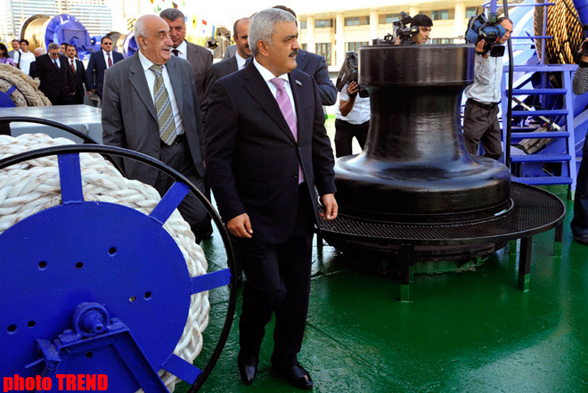 SOCAR commissions two vessels to support oil and gas offshore operations (UPDATE) (PHOTO) - Gallery Image