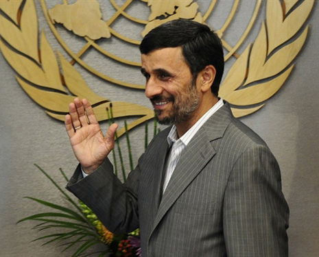 Tehran official may meet Iran six rep. next month - Ahmadinejad