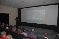 Film devoted to memory of Azerbaijani national hero presented (PHOTO) - Gallery Thumbnail