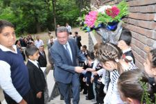 Three Azerbaijani schools repaired with Heydar Aliyev Foundation's support (PHOTO) - Gallery Thumbnail