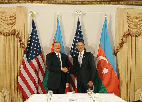 Azerbaijan most successful and one of most influential countries in region - Barack Obama (UPDATE)