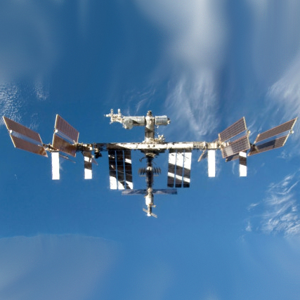 Russia's Mission Control raises space station orbit by 900m
