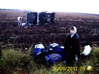 Embassy: Seven Azerbaijani sportsmen injured in Crimea's accident (UPDATE-2) (PHOTO) - Gallery Thumbnail