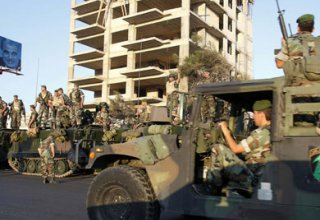 13 militants killed in clashes with army in northern Lebanon