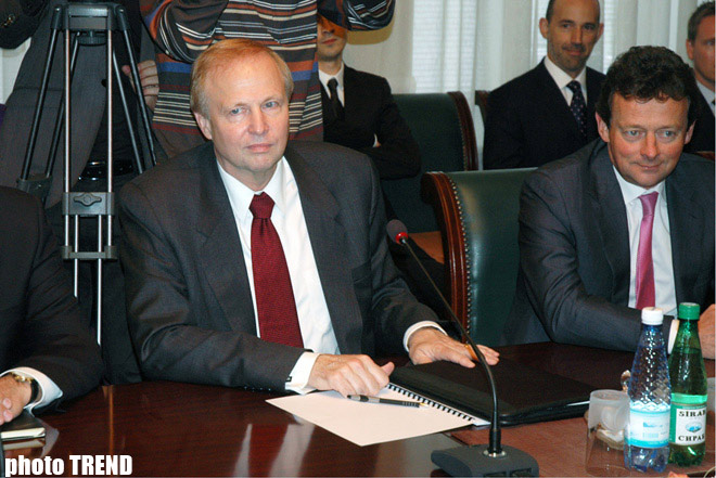 Azerbaijan signs new oil and gas contract (PHOTO) - Gallery Image