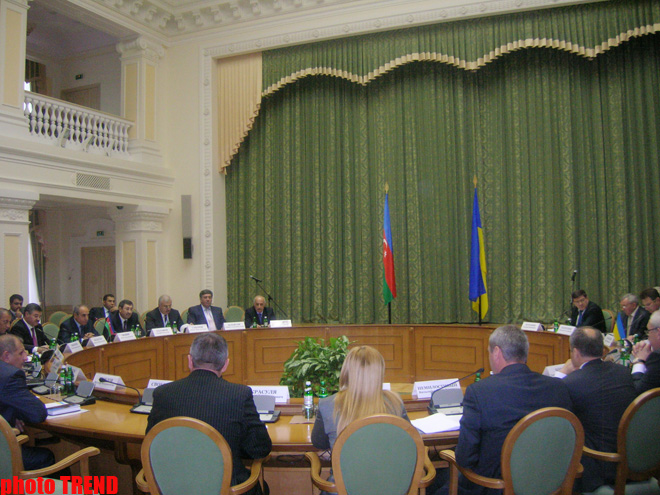Azerbaijan, Ukraine agree to produce and develop new products (PHOTO)