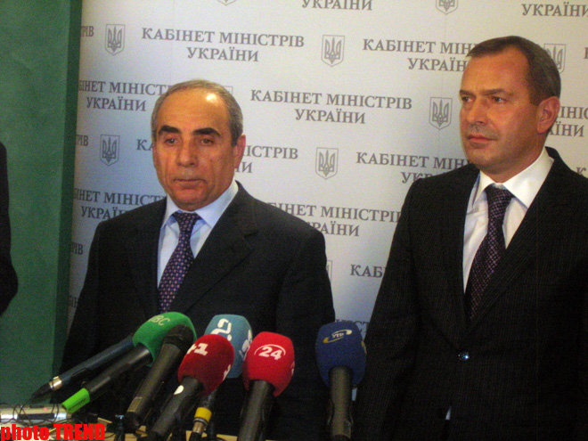 Azerbaijan, Ukraine agree to produce and develop new products (PHOTO) - Gallery Image