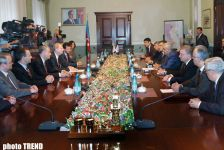 Azerbaijan signs new oil and gas contract (PHOTO) - Gallery Thumbnail